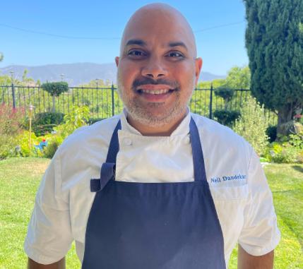 Chef Neil Dandekar